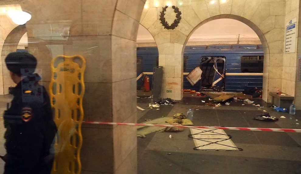 Breaking News: attentato San Pietroburgo
